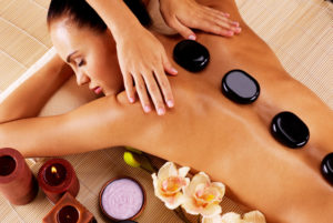 Hot Stone Massage Santa Monica